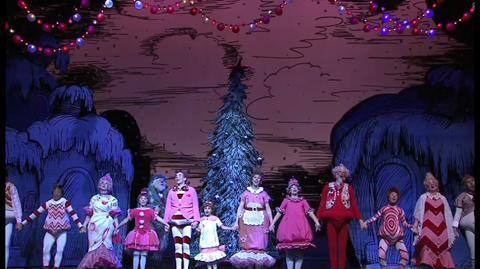 How the Grinch Stole Christmas Tour Montage | Videos | Broadway.com