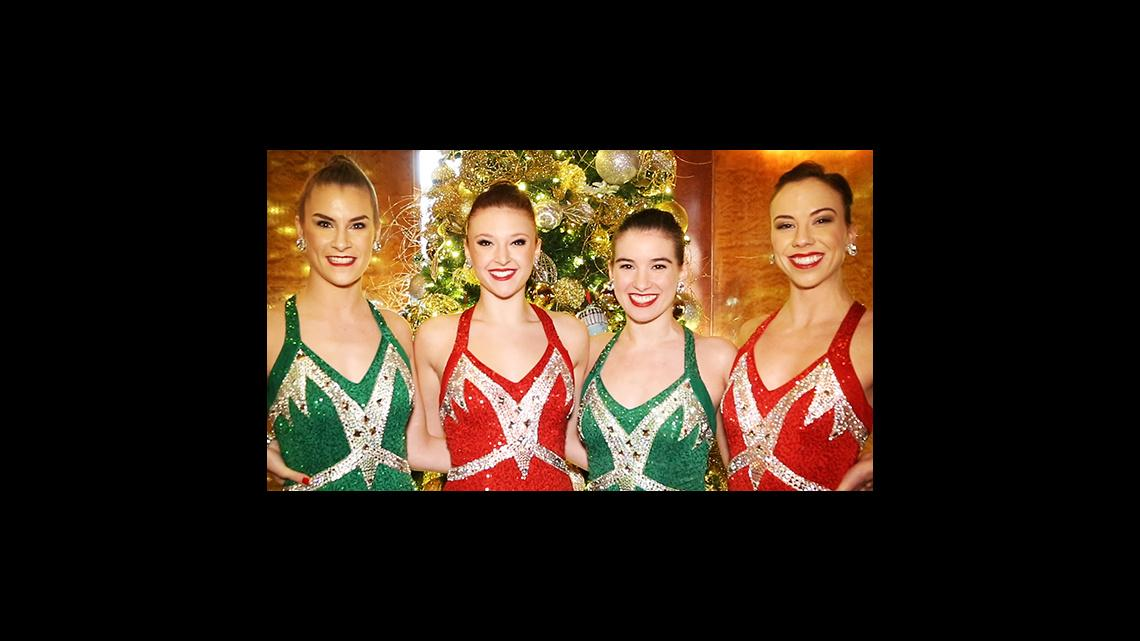 Christmas Spectacular Starring The Radio City Rockettes - Broadway ...