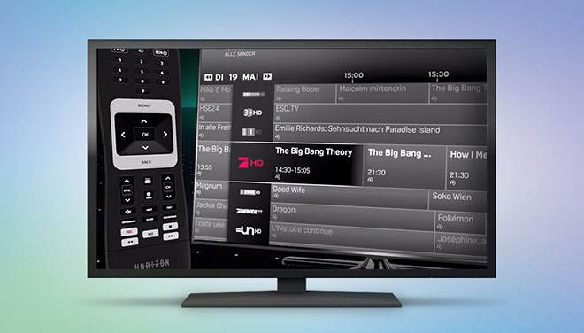 Replay function for UPC TV box - missed a programme | UPC