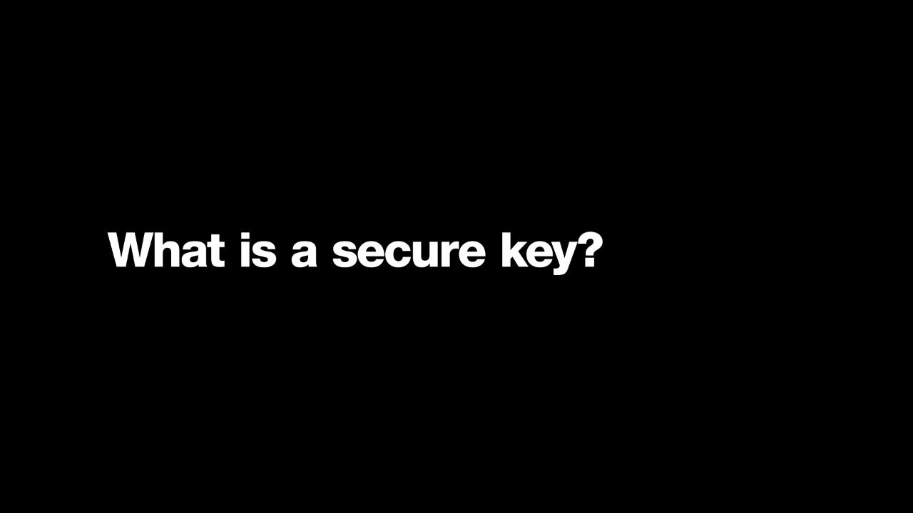 Help with Secure Key | first direct