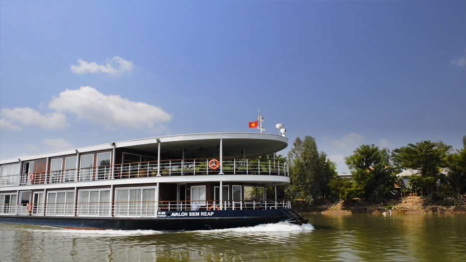 The Mekong River - Avalon Waterways®