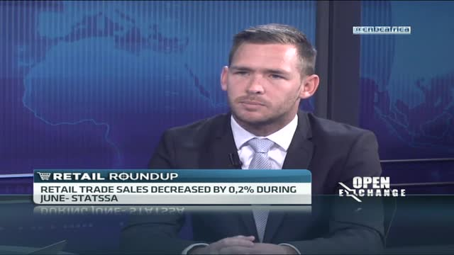 Outlook on S.A's retail sector