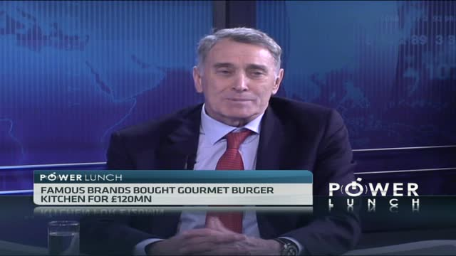 S.A's Famous Brands buys British burger chain for $140mn