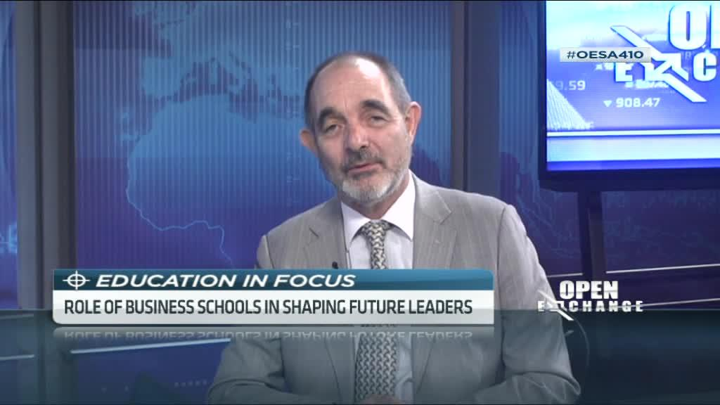 Business schools' responsibility in shaping future leaders