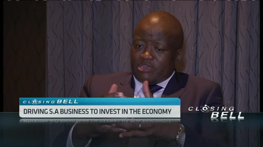 Driving S.A business to invest in the economy