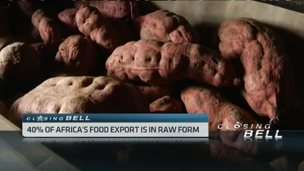 FoodTrade seeks solutions to increase Africa's food output