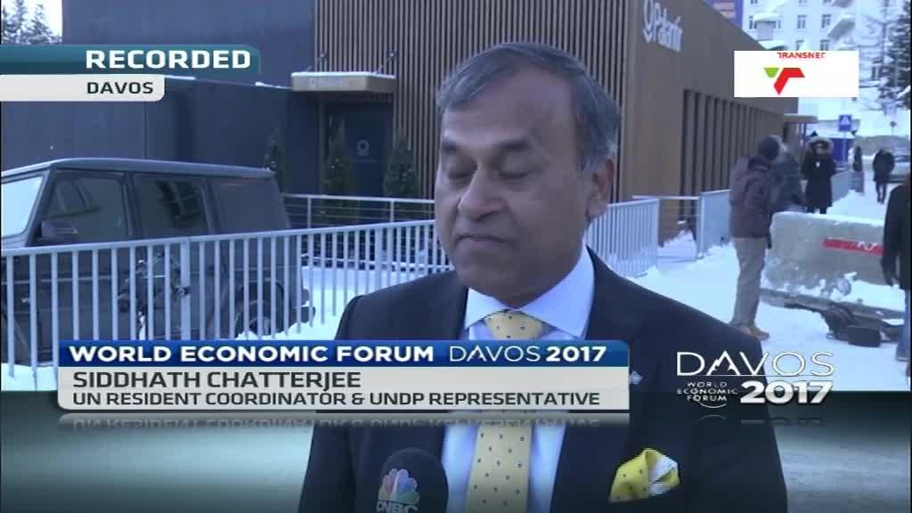UN's Siddharth Chatterjee talks about health care in Kenya