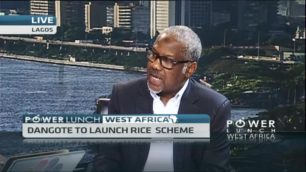 Dangote to launch rice out grower scheme