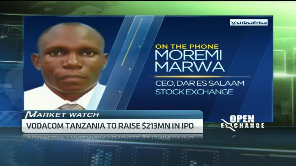 Vodacom Tanzania plans to raise $213mn in IPO