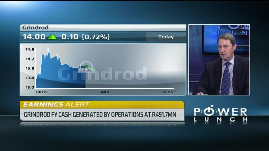 Grindrod declares R1.9bn attributable loss