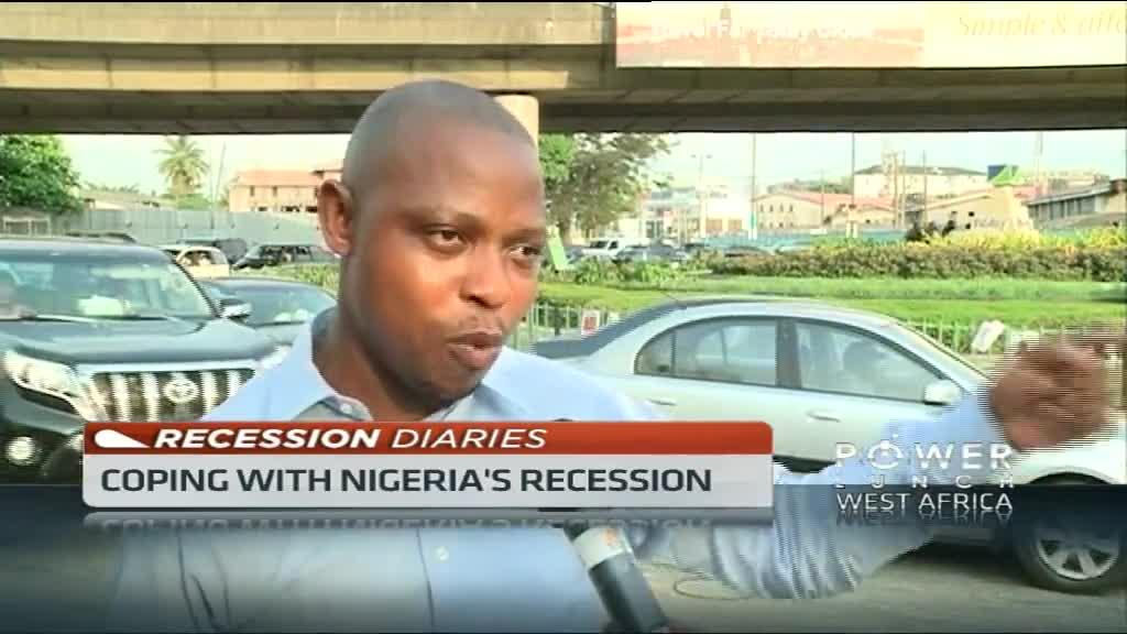 Nigeria's recession day-to-day living