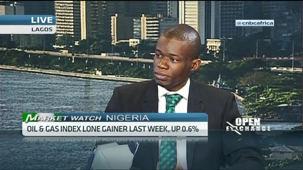 Nigeria's stocks extend losses for third week