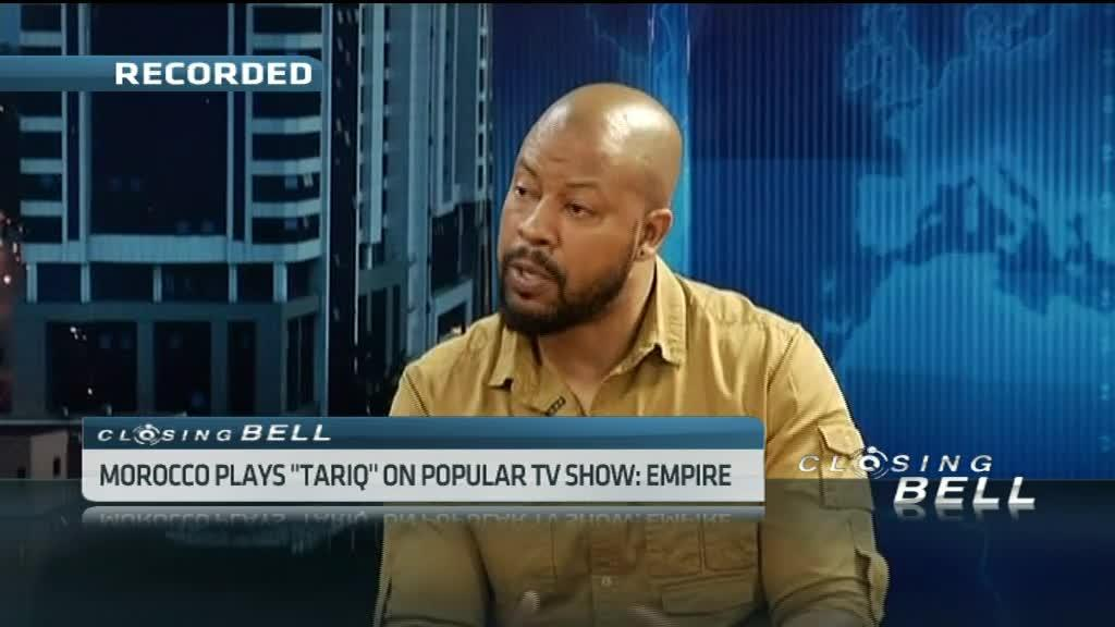 Empire actor Morocco Omari shares his journey in film industry
