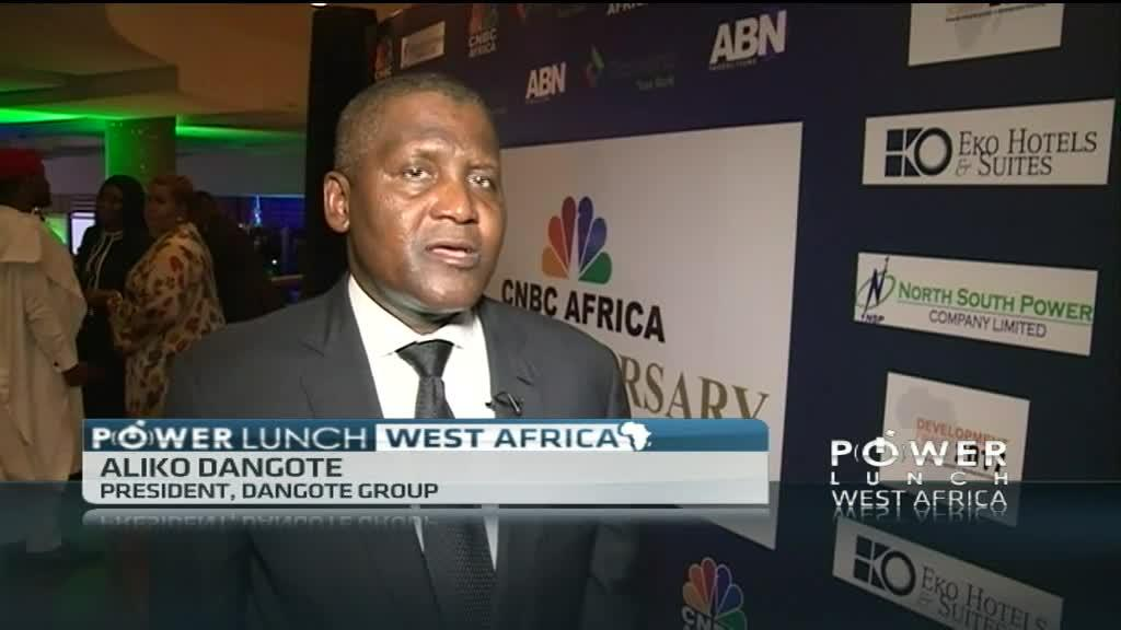 CNBC Africa's great content makes it to stand out - Dangote
