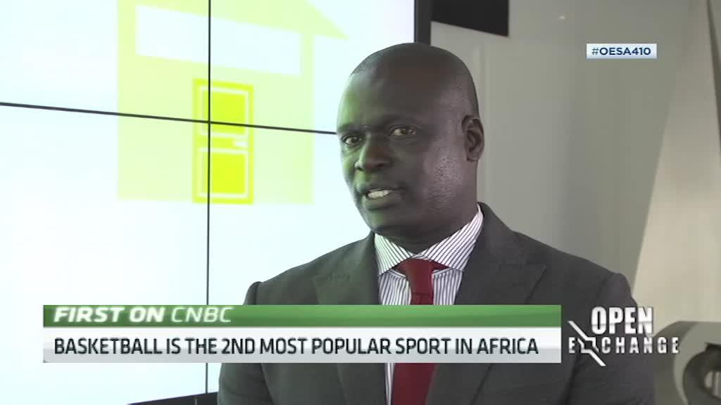 NBA aims to grow game, readies for match in Africa