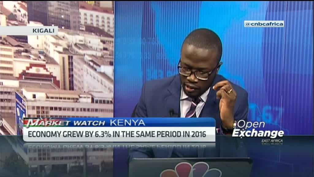 Kenyan economy grows at slower pace in Q2