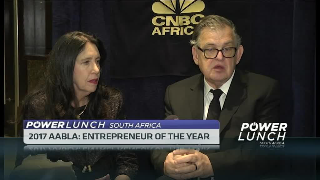 Dis-Chem Co-Founders win AABLA entrepreneur of the year award