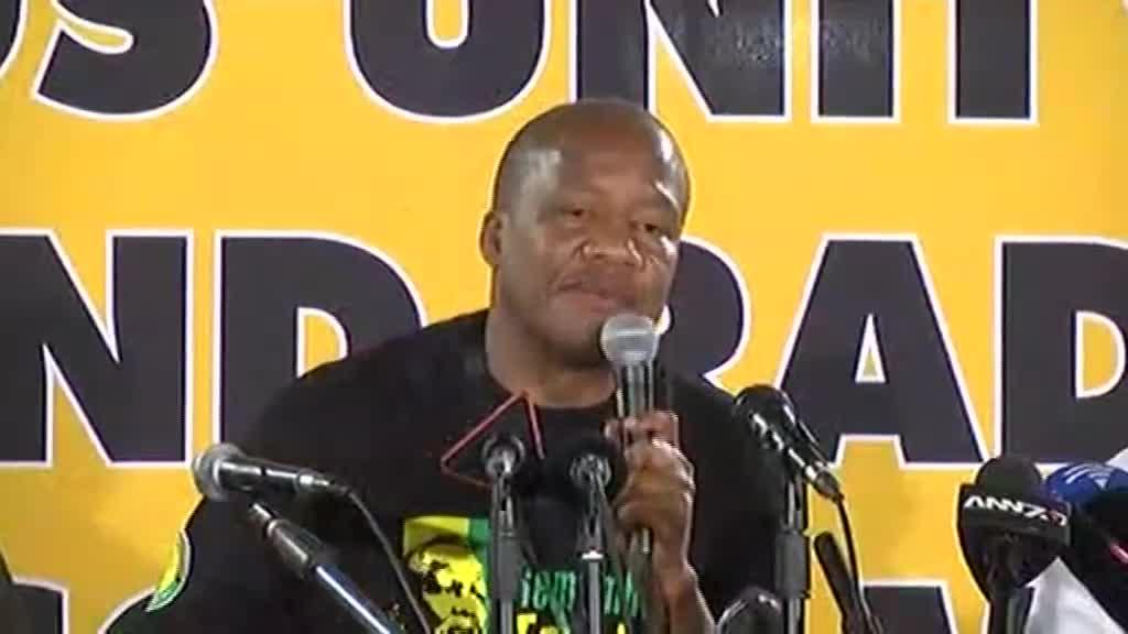 Our policy is to give Black industrialists access to spectrum – Mthembu