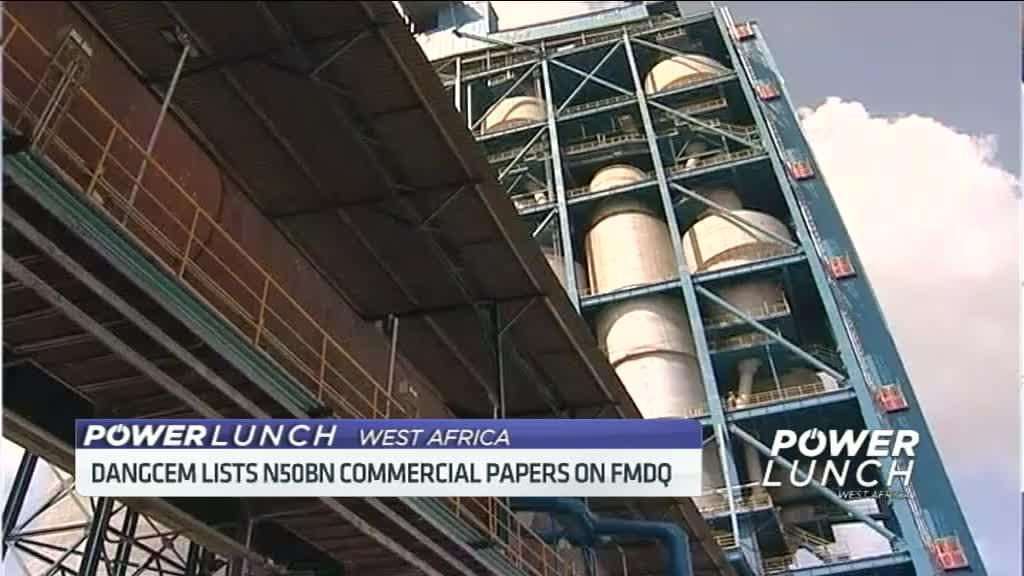 Dangcem lists N50bn commercial papers on FMDQ