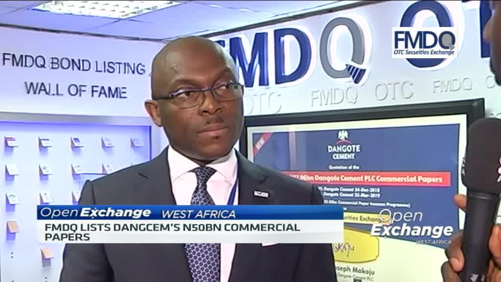 Importance of Dangcem's N50bn FMDQ Commercial Papers listing