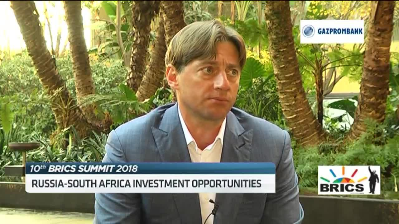 Why SA is an attractive investment destination for this Russian rail company
