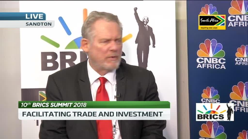 Rob Davies on how important Brics is to Africa