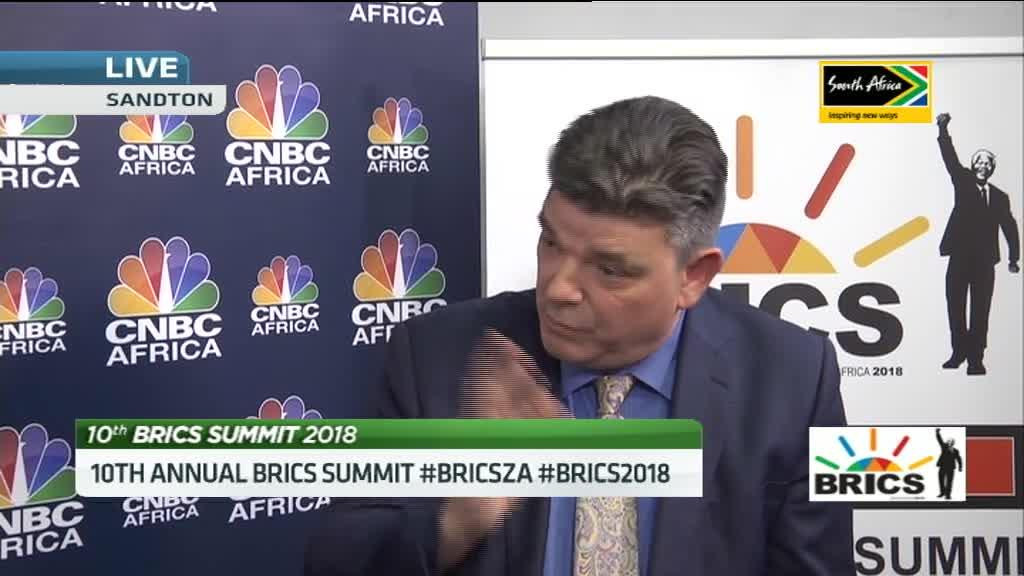 Nhlanhla Nene speaks on why emerging economies are most at risk from trade wars
