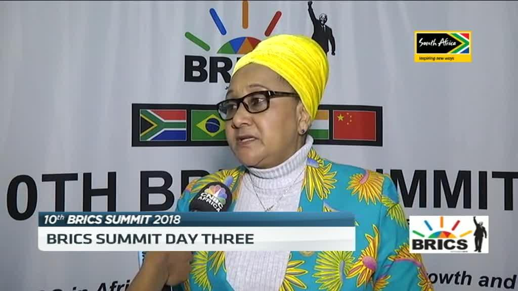 SADC plans to team up with Brics on infrastructure