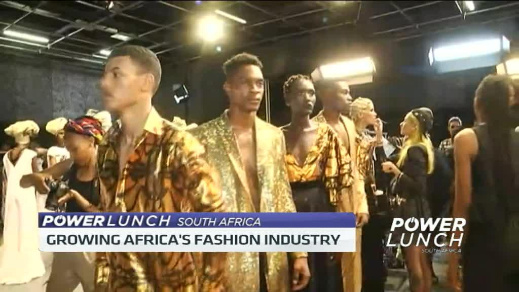 Growing Africa's fashion industry