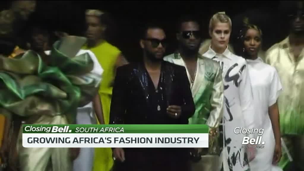 David Tlale opens up on the inspiration behind his new fashion line Azania