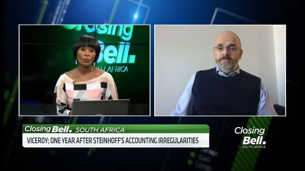 Viceroy on one year after Steinhoff collapse, Nepi, Capitec