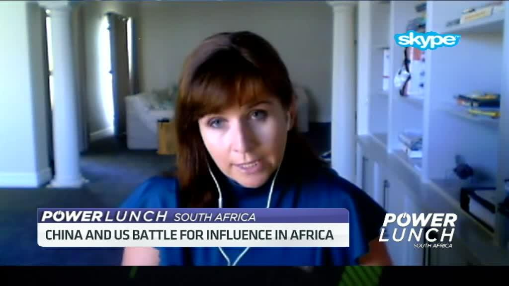 China, US battle for influence in Africa