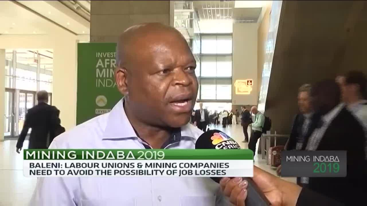 Labour unions, mining companies need to prevent job losses - Frans Baleni