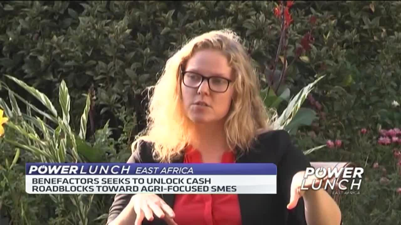 Benefactors CEO Olivia Zank on easing SMEs access to funding