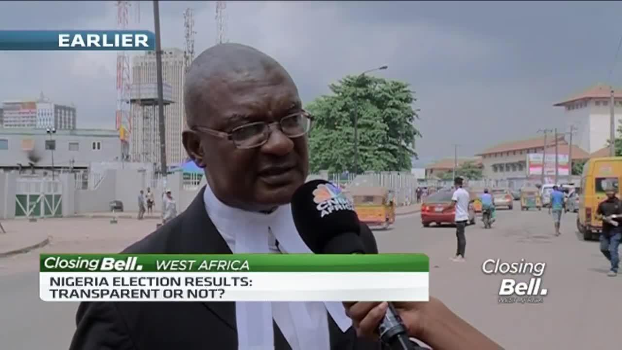 #NigeriaDecides 2019: Election results transparent or not?