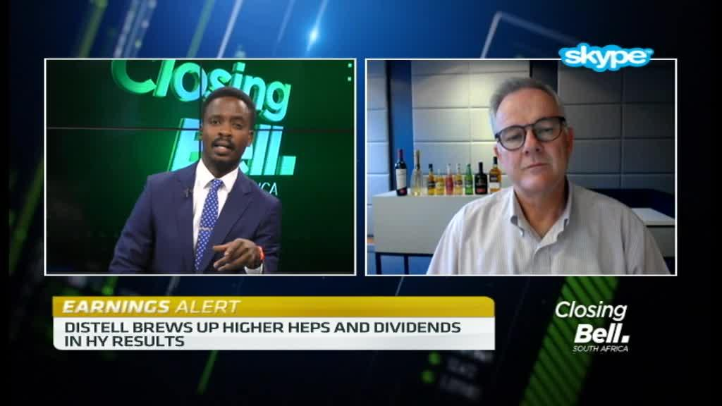 Distell impresses with strong H1 earnings