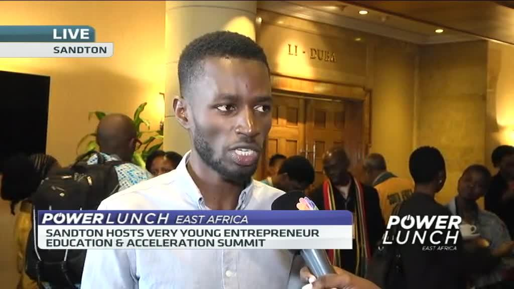 Ugandan young entrepreneur Ridelink founder shares tips on how he started his business