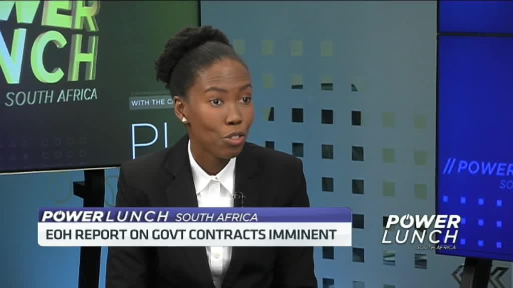 EOH report on govt contracts imminent