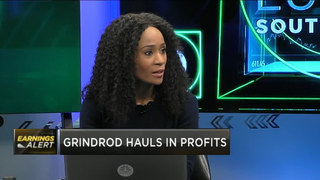 Grindrod hauling in profits through its freight business