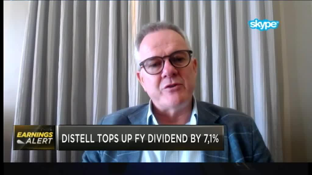 Revenue flowing freely at Distell's rest-of-Africa business