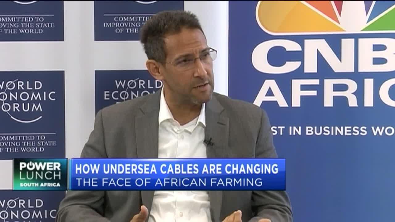 How undersea cables are changing the face of African farming