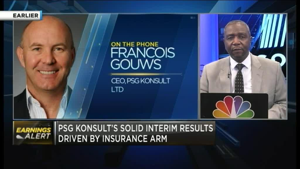 Insurance growth lifts PSG Konsult