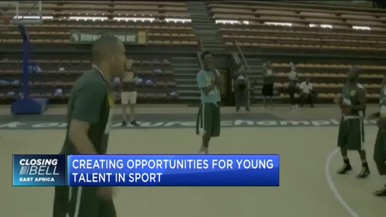 How basketball bodies are creating sporting opportunities for Africa's youth