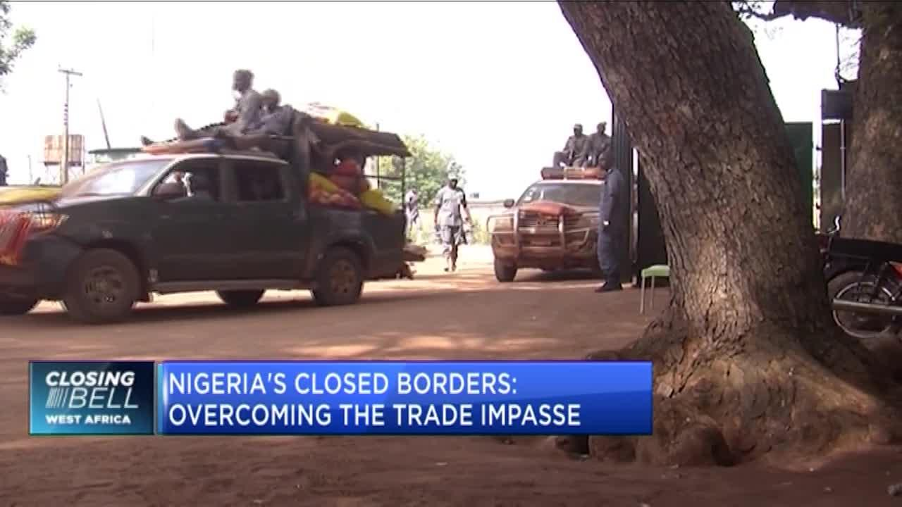 How Nigeria's border closure is affecting trade with its neighbours