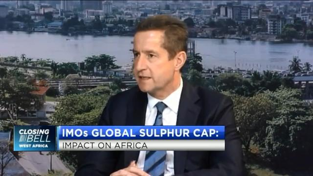 The impact of IMO's global sulphur cap on Africa