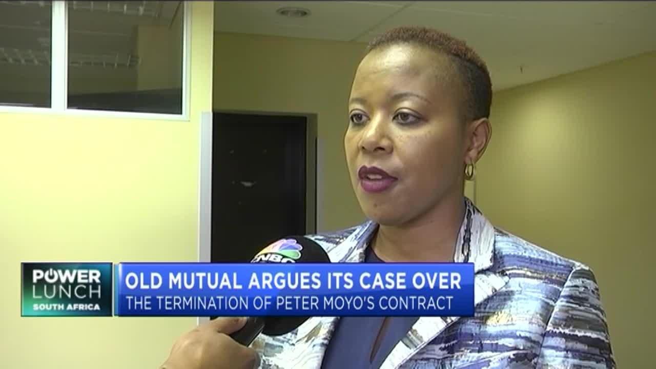 Why Old Mutual is appealing Moyo's reinstatement as CEO
