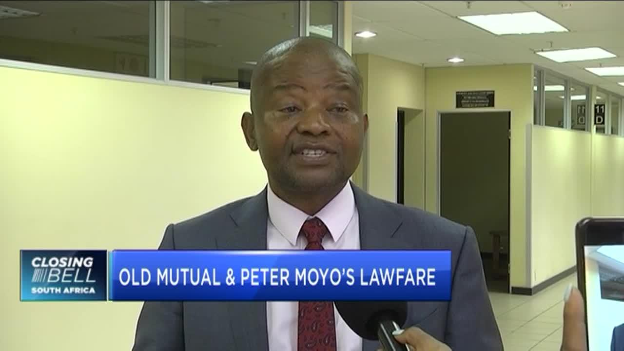 If you could do it all again, would you? Peter Moyo on his court battle with Old Mutual