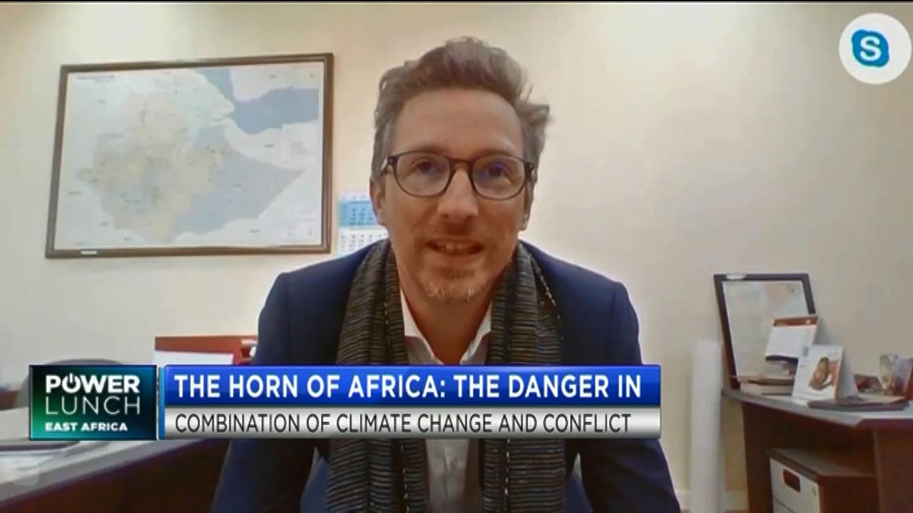 How climate change is threatening food security & peace in the Horn of Africa