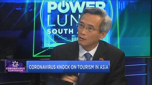 This is how the coronavirus will impact SA tourism, trade with China