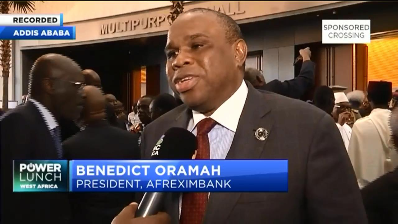 AU Summit 2020: Afreximbank President Oramah: Political will remains key to African free trade